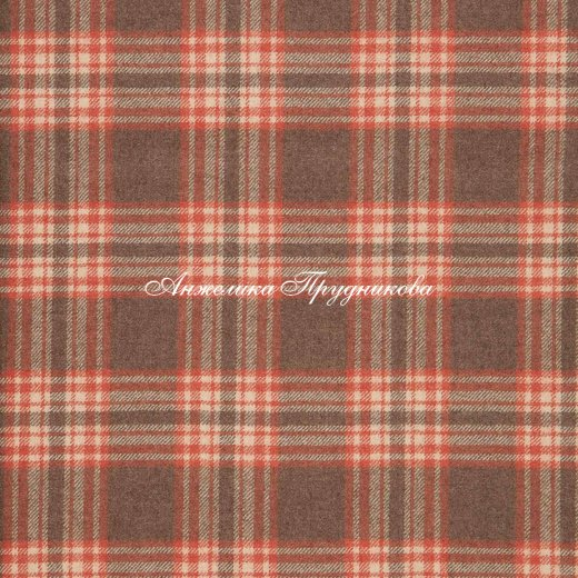 Английская ткань Holland & Sherry, коллекция Dandy Collection Checks & Plaids, артикул DE12913